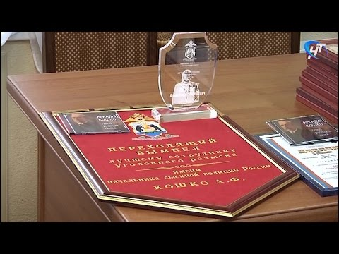 В региональном управлении МВД был назван обладатель Премии Аркадия Францевича Кошко
