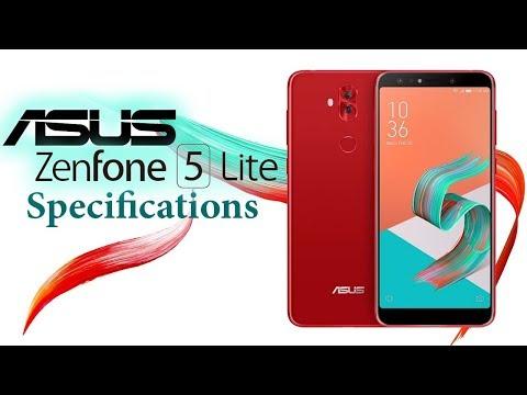 Asus ZenFone 5 Lite ZC600KL Specifications & Colors Available