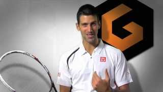 Novak Djokovic's New Weapon Revealed