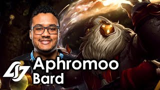 CLG Aphromoo - Support Bard NA Challenger - Patch 7.13If you enjoyed the video subscribe for more!Follow LoL Pro Plays on Facebookhttps://www.facebook.com/pages/Lol-Pro-Plays/1411003125778173Outro Music: Shurk - The Wandererhttps://soundcloud.com/shirkofficial/the-wanderer