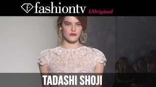 Tadashi Shoji Fall/Winter 2014-15 | New York Fashion Week NYFW | FashionTV