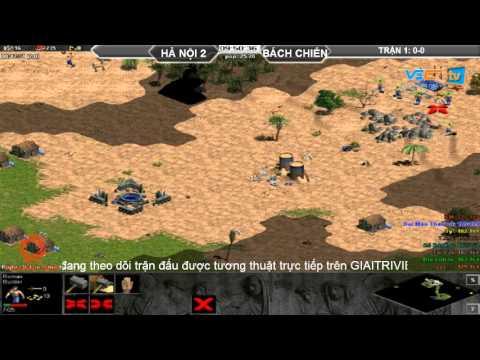 4vs4 Random 2015 | Bảng A, Hà Nội 2 vs Bách chiến bách bại