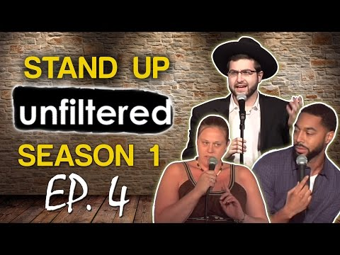 Standup Unfiltered - Season 1: Episode 4