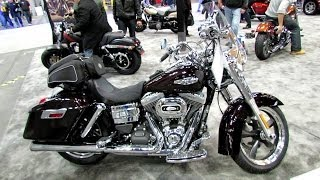 3. 2014 Harley-Davidson Dyna Switchback Walkaround - 2013 New York Motorcycle Show
