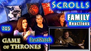 Hi everyone and welcome back! Here is the revised version of our reactions to EastWatch! We enjoy doing this as a family as most...