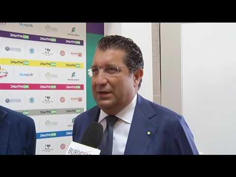 Intervista Presidente Confindutria De Bartolomeo - Digithon