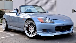Falling in love with Sabrina's S2000... by TJ Hunt