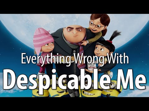 Everything Wrong With Despicable Me