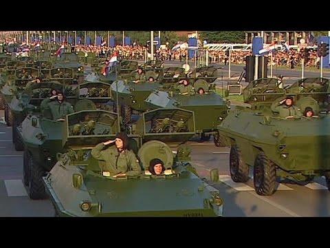 Επιχείρηση Καταιγίδα: 20 χρόνια μετά παραμένει αγκάθι στις σχέσεις Σερβίας-Κροατίας