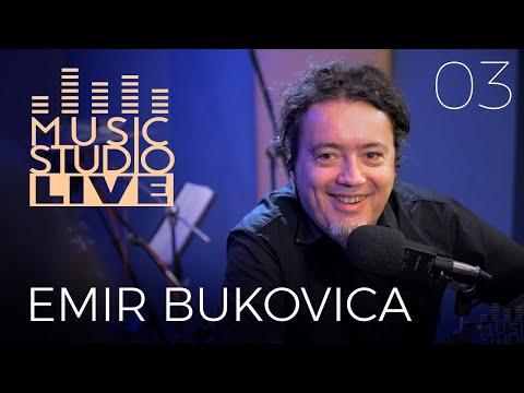 Emir Bukovica gostovao u američkom podcastu 'Music Studio Live'