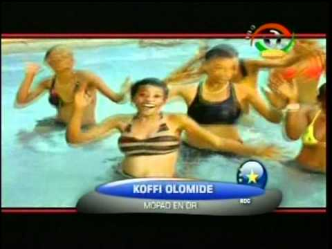 Zaire Koffi Olomide - Mopao En Or - Published by Fode Abass Savane
