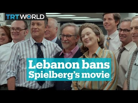 "Why has Lebanon banned the film ""The Post""?"