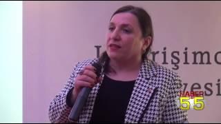 SAMSUN'DA ''GİRİŞİMCİLİK ZİRVESİ PANELİ'' DÜZENLENDİ