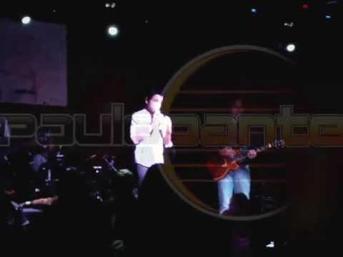 Show de Paulo Dante em Douradoquara/MG - 10/05/2013