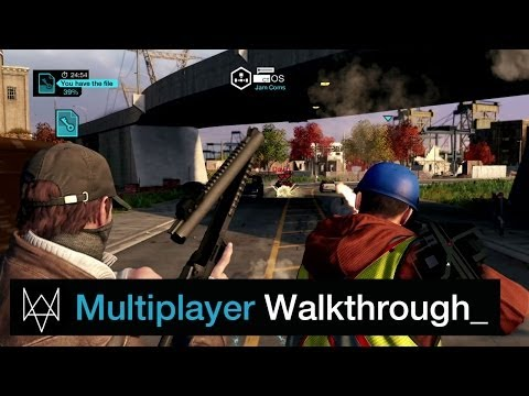 multiplayer - Check out Watch Dogs' groundbreaking multiplayer modes where everything and everyone is connected. Learn how Watch Dogs is blurring the line between single a...