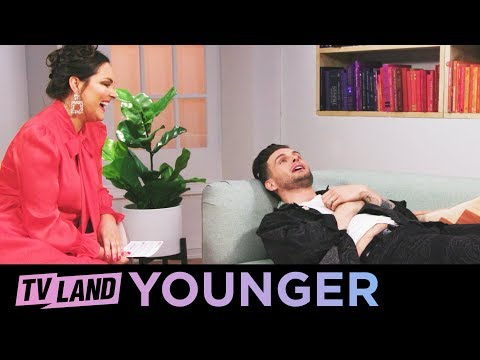 Nico Tortorella Gets Some Therapy: Getting Younger Ep. 11 | The Younger After Show