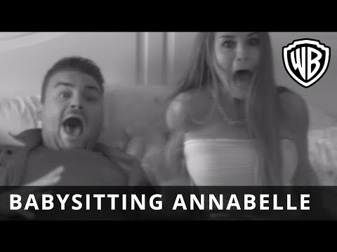 Annabelle: Creation (Viral Video 'Babysitting Annabelle')
