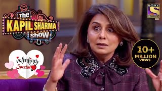 Video Neetu's Thoughts On Living With Rishi Kapoor | Valentine's Week Special | The Kapil Sharma Show MP3, 3GP, MP4, WEBM, AVI, FLV Juni 2019