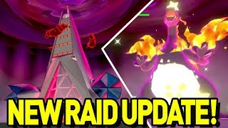 EPIC NEW RAIDS! G-MAX CHARIZARD, DURALUDON and More in Pokemon Sword and Shield by aDrive