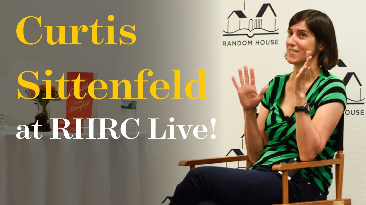 Curtis Sittenfeld on writing Eligible | Random House Reader's Circle Live! Event