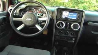 2009 Jeep Wrangler Unlimited 4x4 Review