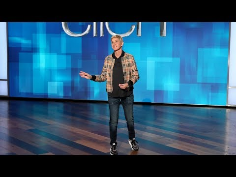 Ellen Went Down a Google Rabbit Hole