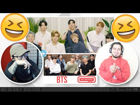 BTS' J-HOPE DANCES Just Like Dynamite (Ask Anything Chat) + Plays the BFF Speed Round | NSD REACTION