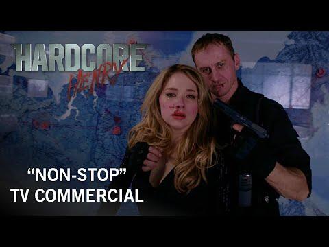 Hardcore Henry (TV Spot 'Non-Stop')