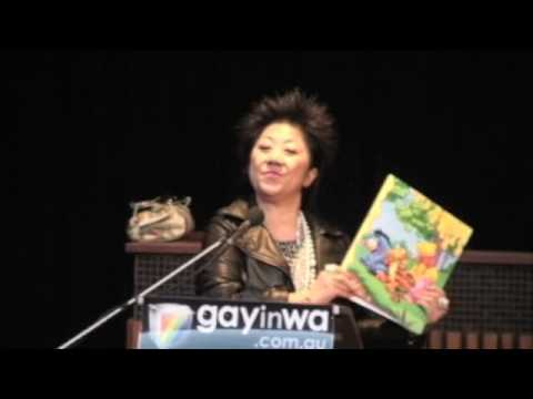 Patti Chong argues in favour of same-sex marriage (Part 1)