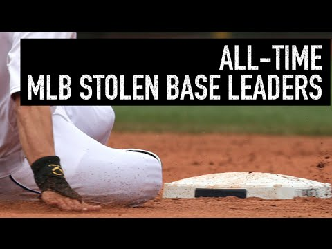 Video: Top 5 all-time MLB stolen base leaders