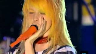 Paramore - That's What You Get (Live) Hard Rock Cafe, NYC