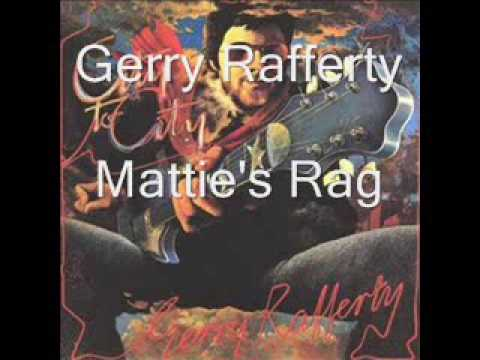 Gerry Rafferty - Mattie's Rag lyrics