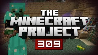 JETPACK AWESOMENESS!  - The Minecraft Project | #309