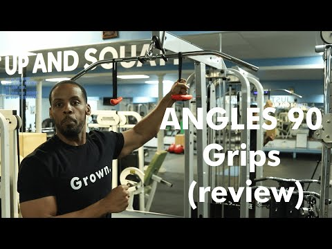 Angles 90 Grip (bar handles) Review