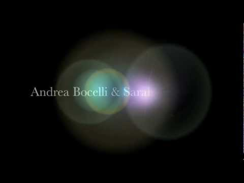 , title : 'Con Te Partirò - Time To Say Goodbye - LYRICS - Sarah Brightman & Andrea Bocelli'