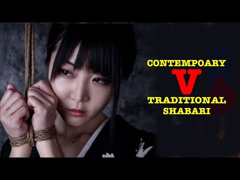 Contemporary V Traditional Shabari  - The Thing About...Kinoko Hajime (видео)