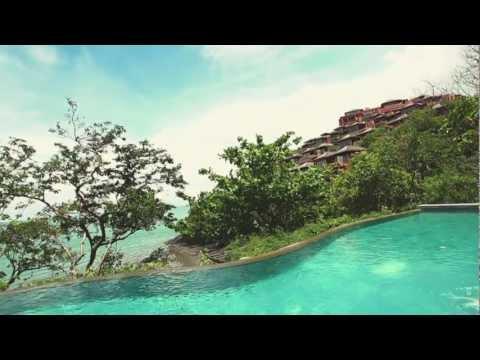 Top 10 Luxury Hotel in the World 2013 Sri Panwa Luxury Hotel Pool Villa Rentals Phuket Thailand