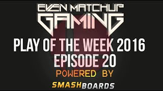 EMG | Play of the Week 2016 – Episode 20