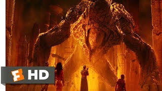 Nonton Gods of Egypt (2016) - The Riddle of the Sphinx Scene (7/11) | Movieclips Film Subtitle Indonesia Streaming Movie Download
