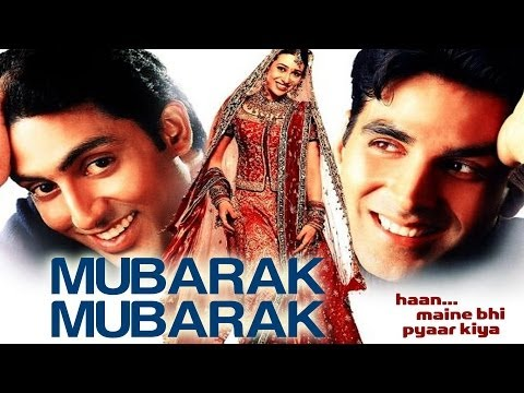 mubarak - Watch Abhishek Bachchan, Akshay Kumar & Karisma Kapoor in the song 'Mubarak Mubarak' from the movie 'Haan... Maine Bhi Pyar Kiya Hain' Song Credits: Singer(s...