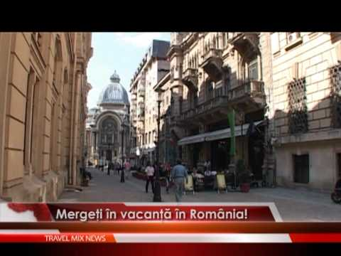 Mergeti in vacanta in Romania!