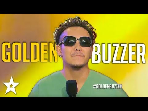 Time Machine Get GOLDEN BUZZER On Asia's Got Talent | Got Talent Global