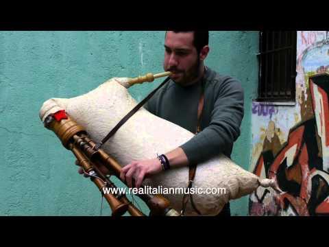 Zampogna A Chiave Calabrese - Giuseppe Muraca