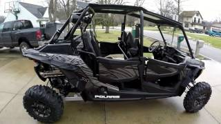 9. 2017 RZR 1000 Turbo XP 4