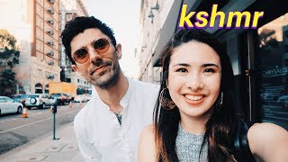 KSHMR Interview- advice for producers, Indian background, revealing secret identity