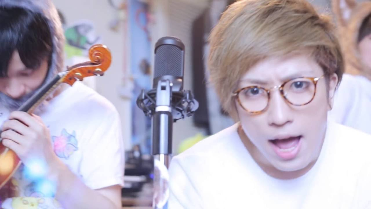 Try Everything cover by Japanese Boy Band Umi-Kun!