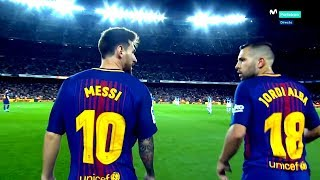 Video Lionel Messi & Jordi Alba ● The Most Lethal Connection In Football ► Amazing Duo 2017-2018 MP3, 3GP, MP4, WEBM, AVI, FLV September 2018