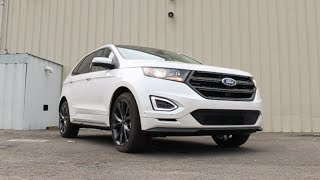2015 Ford Edge Sport Fully Loaded