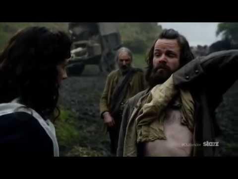 "Outlander Season 1 Episode 8  ""Learning to Fight"" Webclip 3"