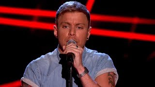 Video The Voice UK 2014 Blind Auditions Lee Glasson 'Can't Get You Out of My Head' FULL MP3, 3GP, MP4, WEBM, AVI, FLV Januari 2018